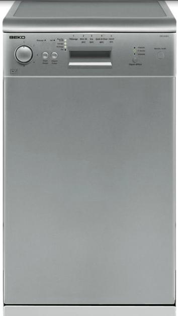 BEKO DFS2539S, lave-vaisselle à 295€