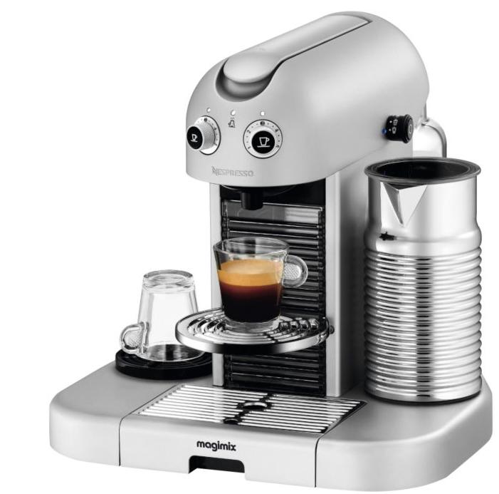 Nespresso Gran Maestria 11335, machine à expresso à 400€