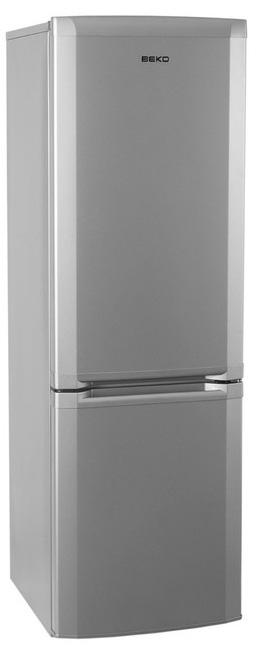 Promo 259€!BEKO CSA29020S, réfrigérateur combiné à 349€