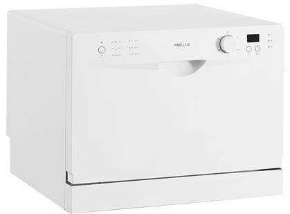Soldes!PROLINE CDW53, mini lave vaisselle à 179€