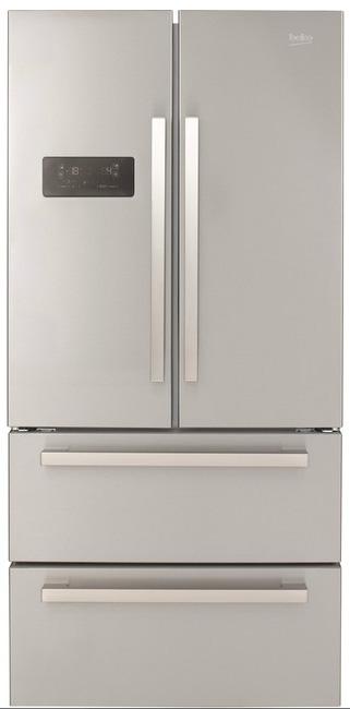 Soldes 894€!BEKO GNE60521X, réfrigérateur américain à 1099€