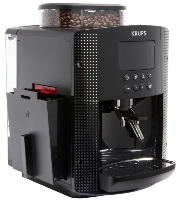 KRUPS YY8135FD, machine à expresso automatique à 299,99€ – Soldes d'Hiver 2020
