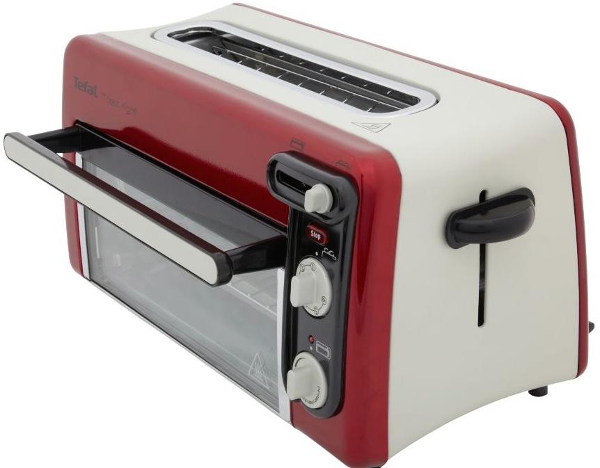 Tefal Tl600511 Toast N Grill Grille Pain Avec Mini Four