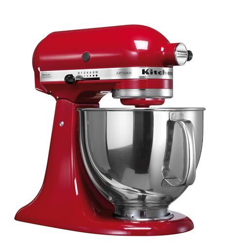 Promo 378€!KITCHENAID 5KSM150, robot pâtissier à 440€