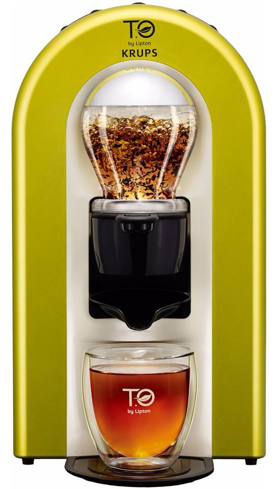Promo 129€!KRUPS T.O TES00300, machine à thé à 180€