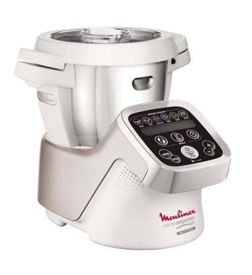 MOULINEX COMPANION HF800A10, robot cuiseur