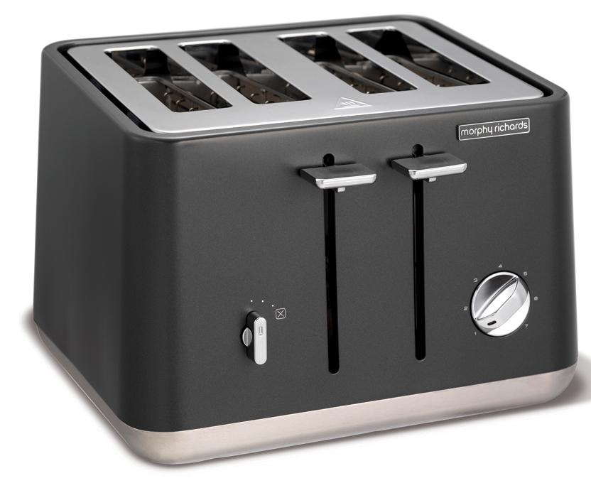 Soldes 37€!MORPHY RICHARDS M240002EE, toasteur à 90€