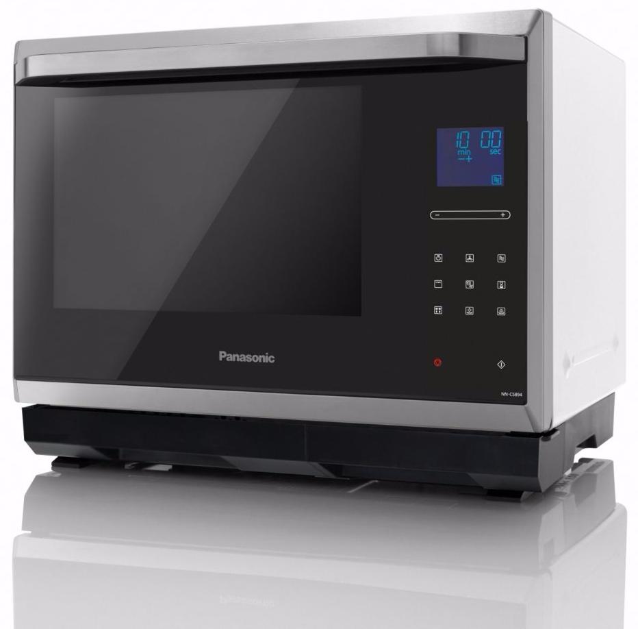 PANASONIC NN-CS894SEPG, micro-ondes combiné à 750€