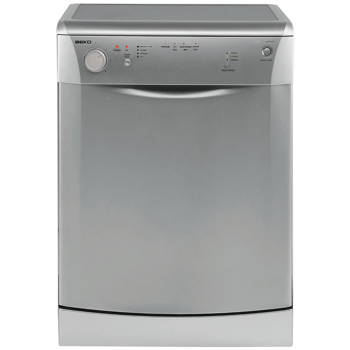 BEKO DFN2423S, lave vaisselle 12 couverts à 299€
