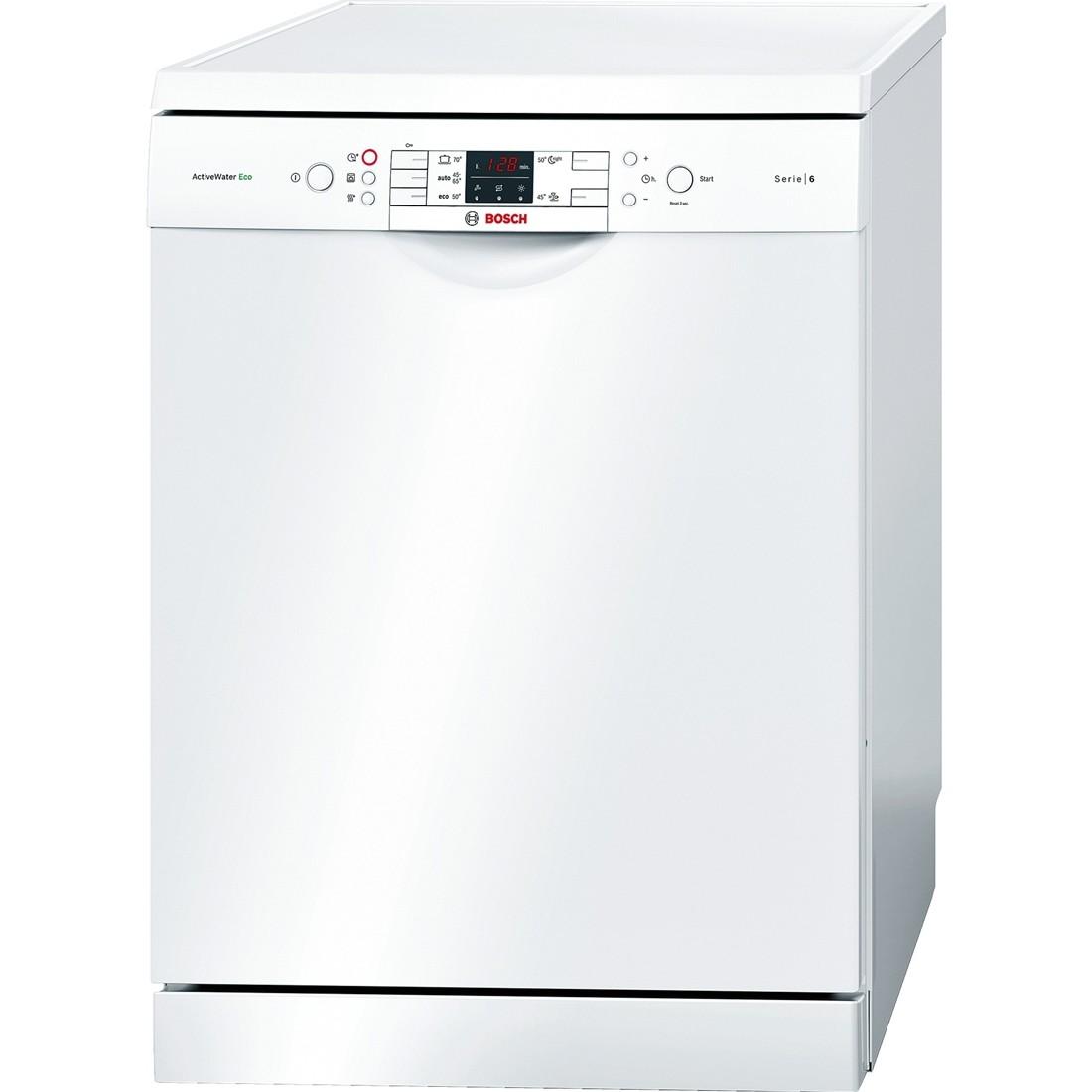 Promo 424€!BOSCH SMS54M62EU, lave vaisselle 13 couverts à 549€