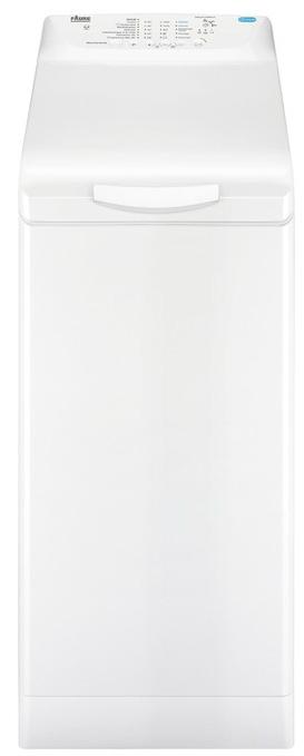 FAURE FWY51119WA, lave linge top à 259€