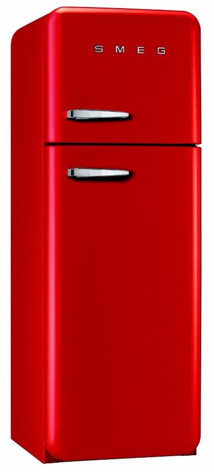 SMEG FAB30RR1, réfrigérateur combiné rétro à 1289€