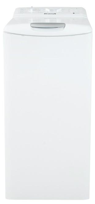BRANDT BWT3612E, lave linge top à 429€