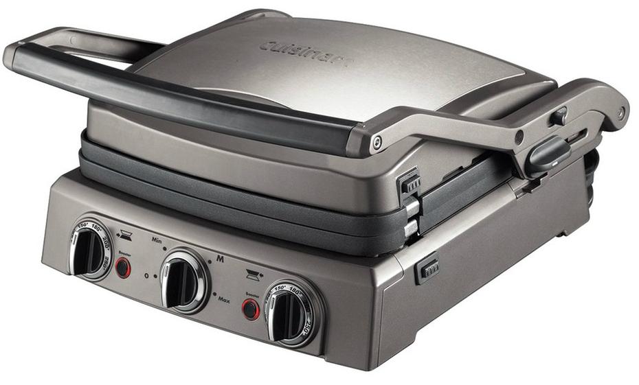 CUISINART GR50E, gril multifonction à 229€