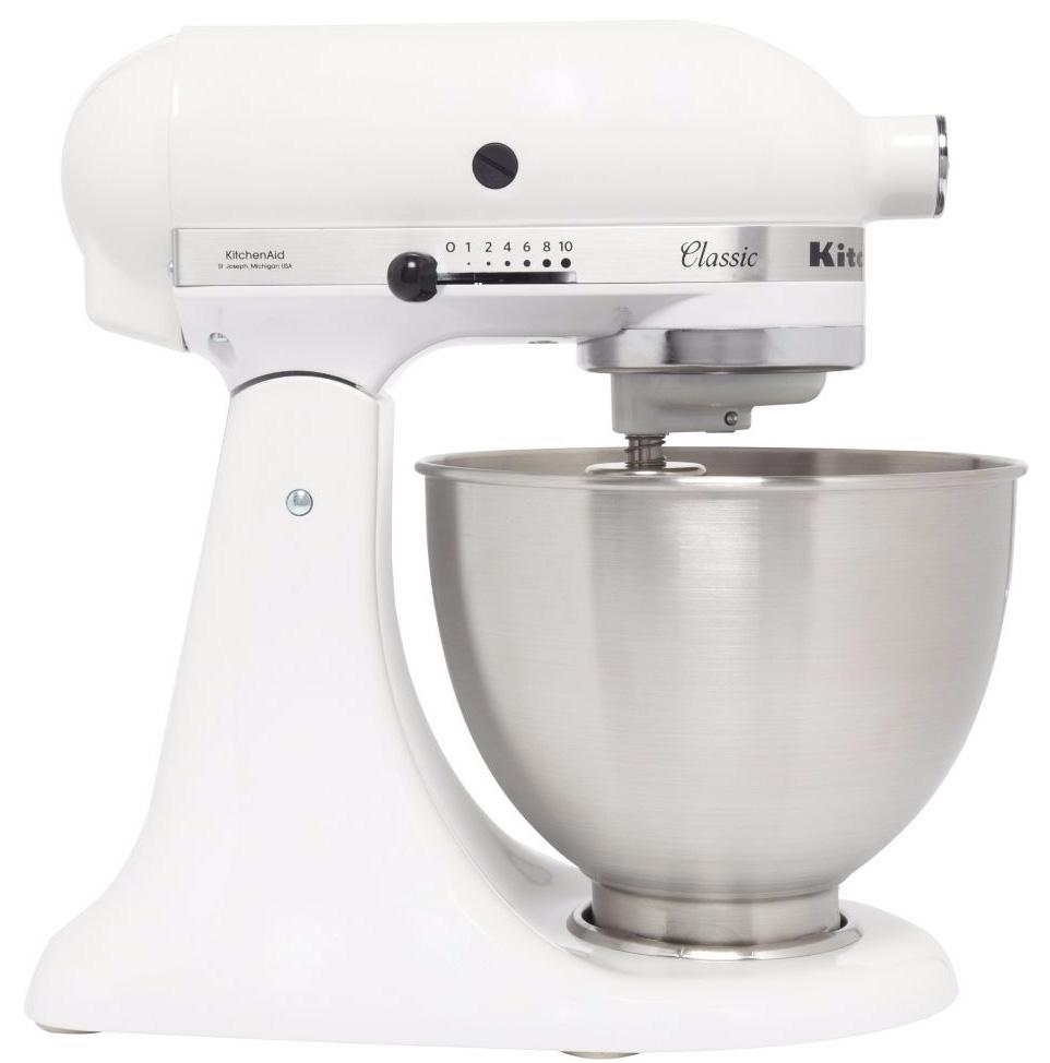 KITCHENAID CLASSIC 5K45SS, robot pâtissier à 338€