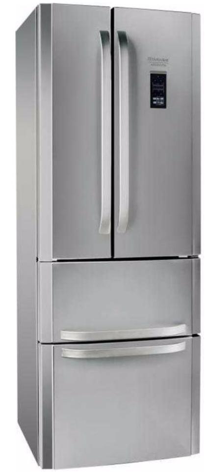 Soldes!HOTPOINT E4DGAAXMTZ, réfrigérateur multi-portes à 799€
