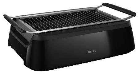Soldes 143€!PHILIPS HD6370 90, barbecue électrique