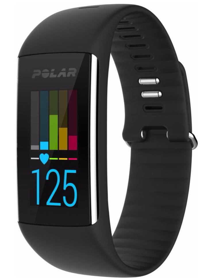 POLAR A360, bracelet connecté à 165€