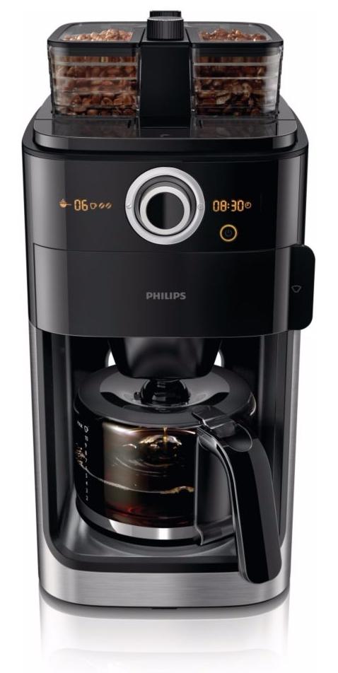 PHILIPS HD7766, cafetière programmable broyeur à 170€