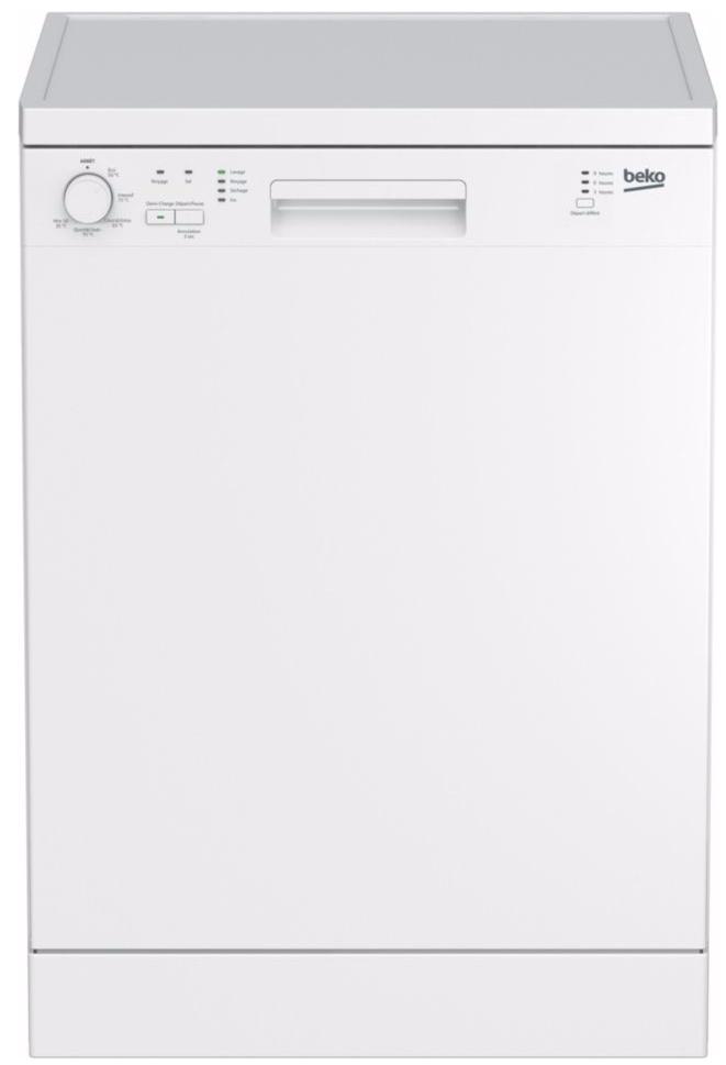 Soldes 229€!BEKO LVP62W1, lave vaisselle 12 couverts