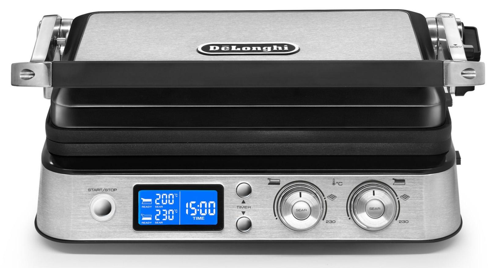 DELONGHI CGH1012D, gril multifonctions à 199€