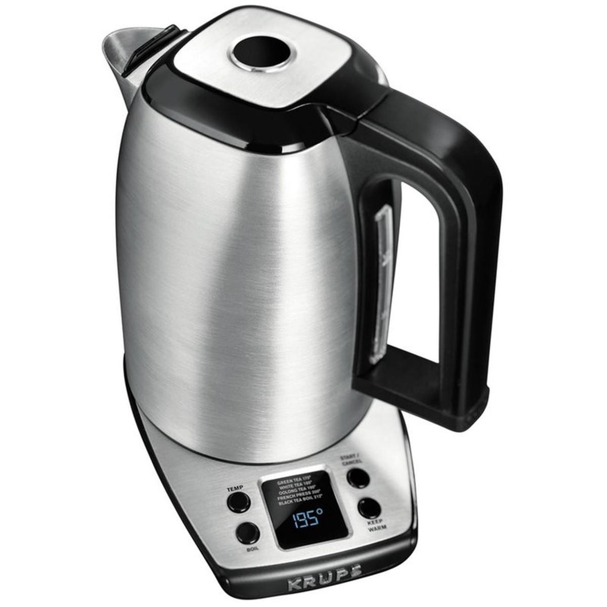 KRUPS BW314010, bouilloire à température réglable à 89€