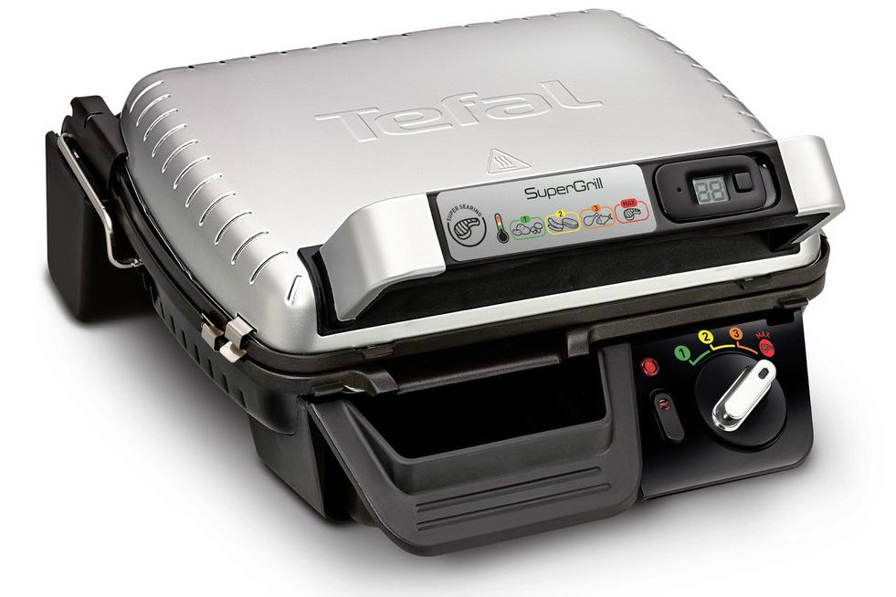 TEFAL SuperGrill GC451B12, gril électrique à 129€