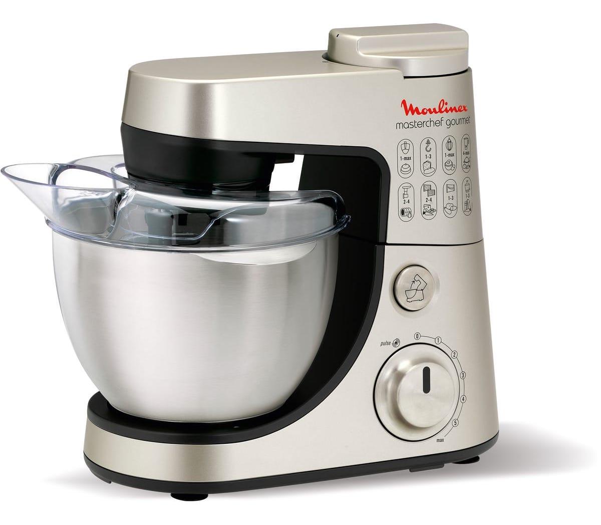Soldes229€–MOULINEX QA405HB1, robot pâtissier