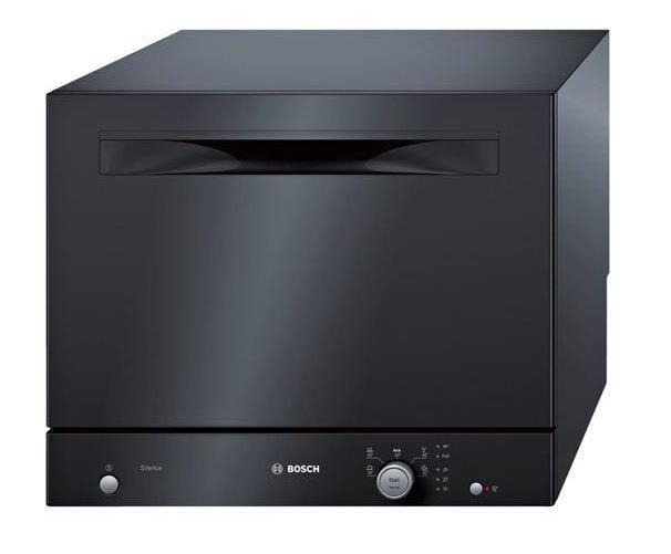 Mini lave vaisselle noir Bosch SKS51E26EU à 260€