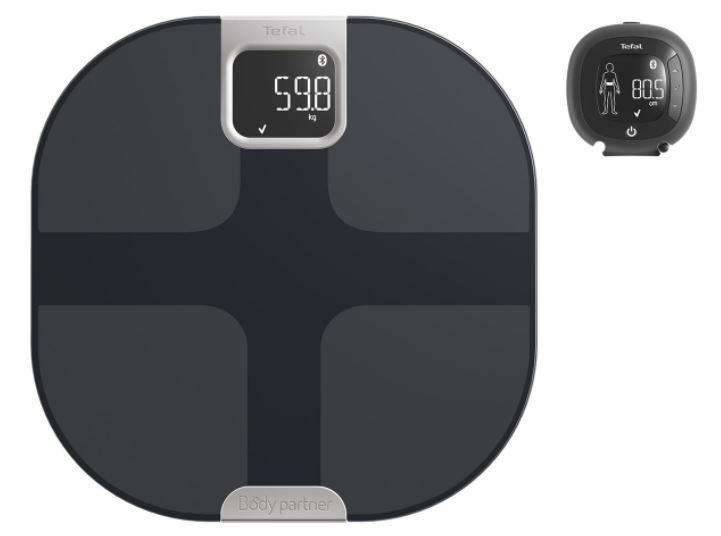 Balance connectée Tefal Body Partner YD3090 à 149€