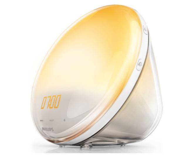 Philips Eveil réveil simulateur aube HF3531/01 à 149€