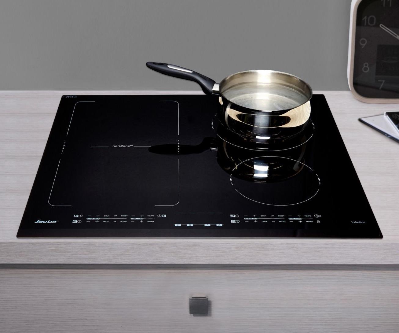 Achat Plaque Induction Pas Cher table induction design sauter ex spi4666b à 549€ < promos