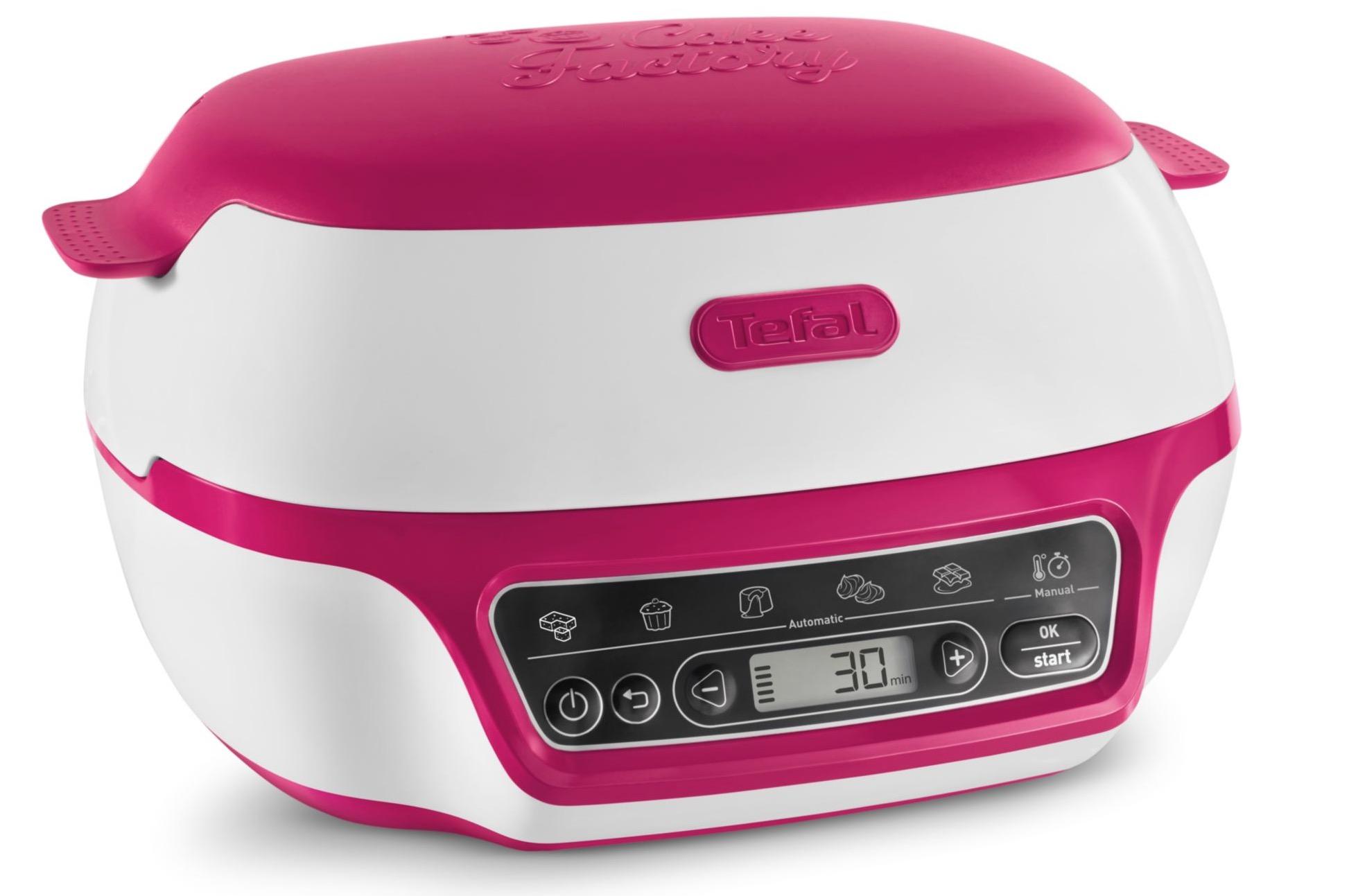 Machine à gâteaux KD801811 Tefal à 149€