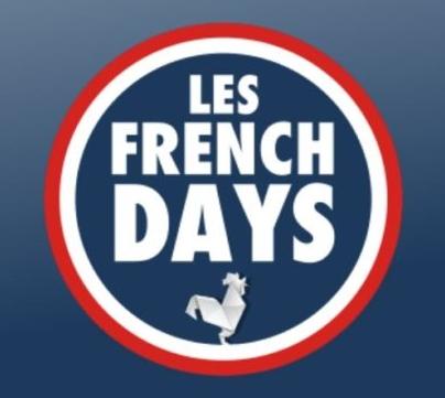LES MEILLEURES OFFRES BOULANGER : French Days du 24 au 27 septembre 2021