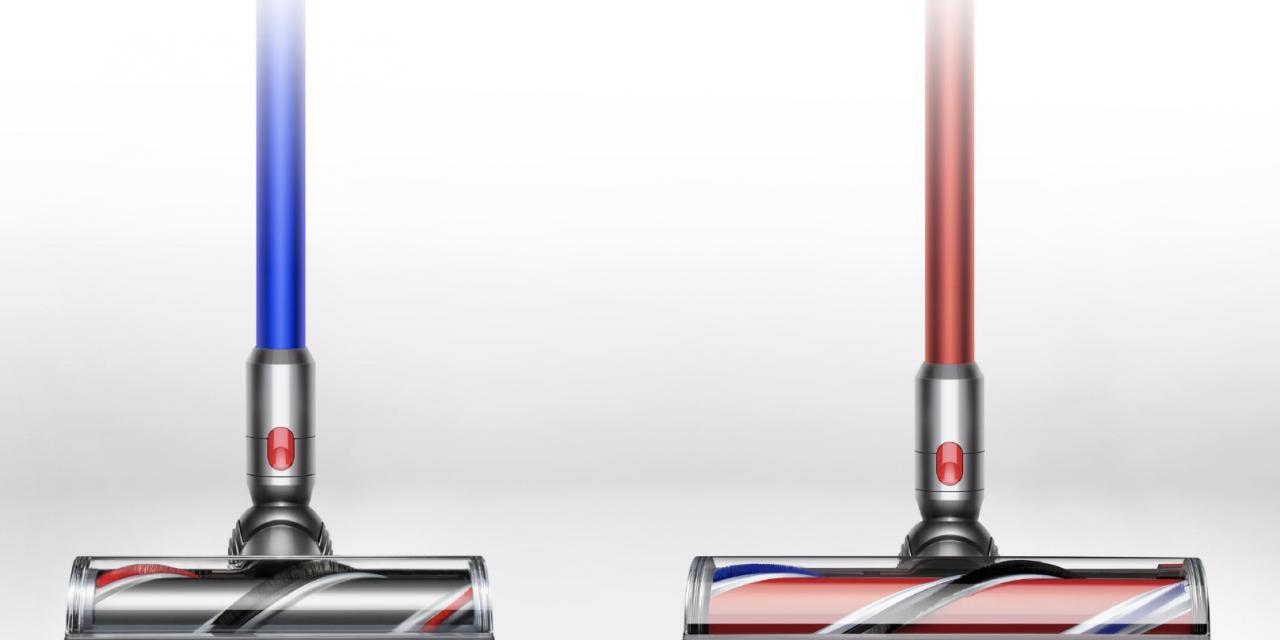 Dyson Outsize Absolute : un aspirateur balai qui voit les choses en grand !