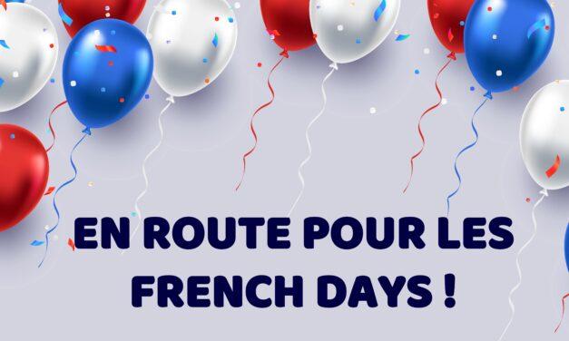 French Days Automne 2021 : du 24 au 27 septembre 2021